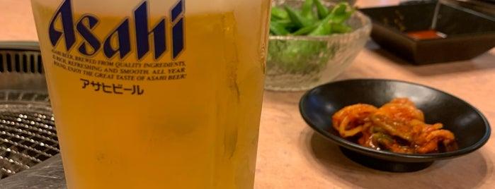 焼肉屋 びぶ本店 is one of The 20 best value restaurants in ネギ畑.