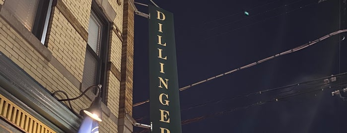 Dillingers Pub & Grill is one of Will : понравившиеся места.