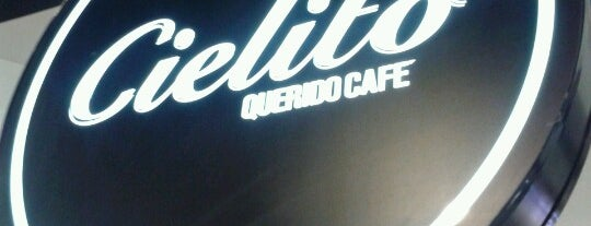 Cielito Querido Café is one of Mis Sitios Favoritos.