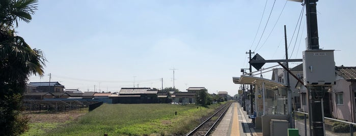Naka-Sugaya Station is one of JR 키타칸토지방역 (JR 北関東地方の駅).