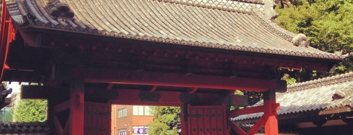 Akamon Gate is one of Nonono 님이 좋아한 장소.