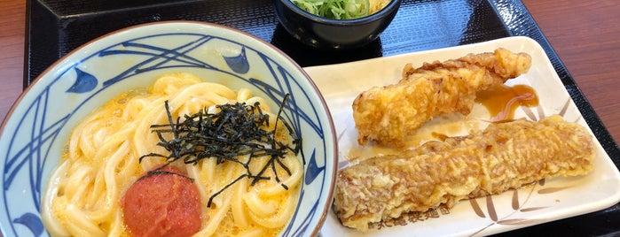Marugame Seimen is one of Posti che sono piaciuti a Masahiro.
