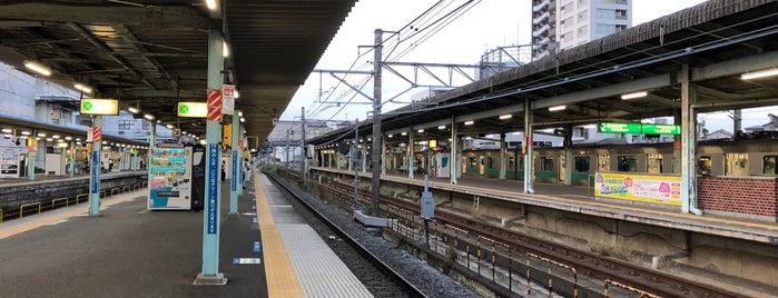 JR Toride Station is one of Posti che sono piaciuti a Masahiro.