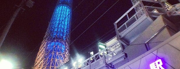 Tokyo Skytree Station (TS02) is one of tokio city.