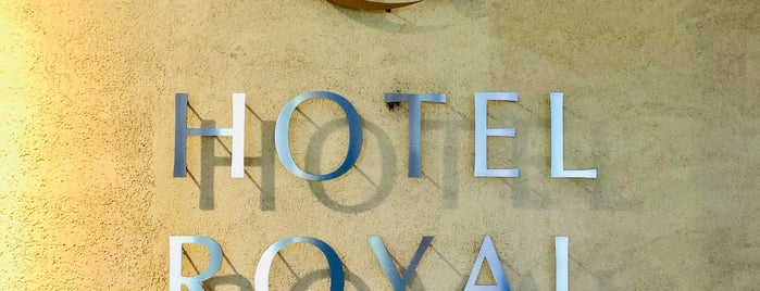 Hotel Royal Koriyama is one of Tempat yang Disukai yasyajin_pass.