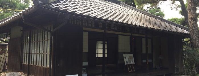 旧東郷家住宅離れ is one of 広島 呉 岩国 北九州 福岡.