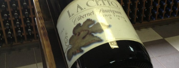 Vinos L. A. Cetto is one of Alejandro : понравившиеся места.