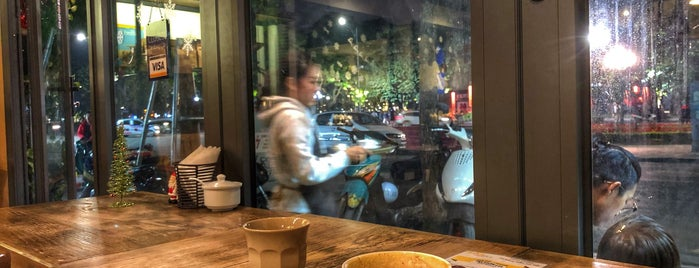 haka Coffee is one of hanoi.