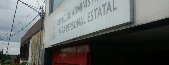 Departamento De Servicios Al Personal Estatal SEV is one of สถานที่ที่ Karen M. ถูกใจ.