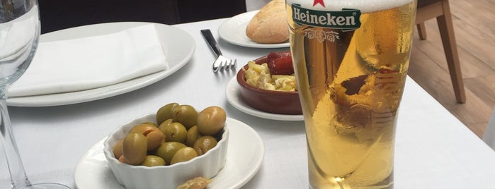 la divina de castellana is one of HL Restaurants OK MAD.