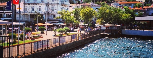 Burgazada is one of Alen'in Beğendiği Mekanlar.
