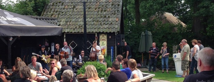 Eetcafé De Sloothoake is one of Giethoorn.