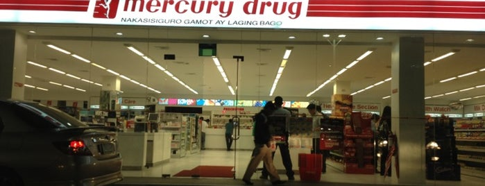 Mercury Drug is one of Lieux qui ont plu à Shank.