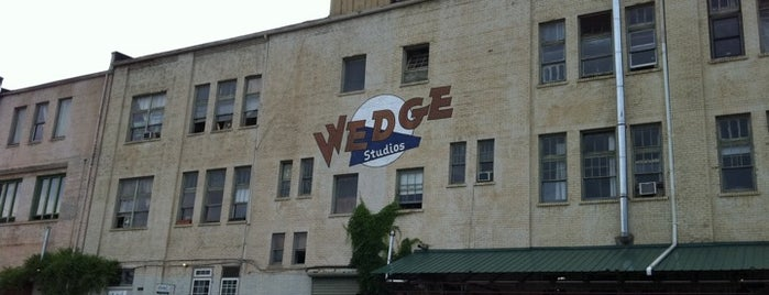 Wedge Brewing Company is one of NC Craft Breweries.