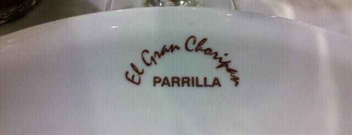 El Gran Choripan is one of Parrillas San Bernardo.