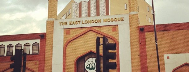 East London Mosque is one of Tempat yang Disukai Helem.
