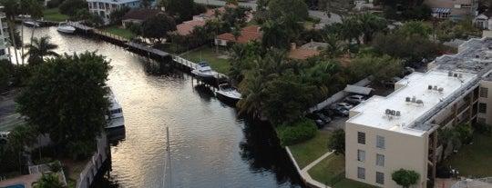 Riverside Hotel is one of Dock & Dine #VisitUS.
