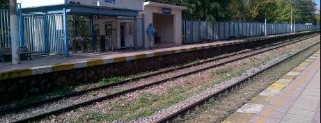 Suadiye Tren İstasyonu is one of Haydarpaşa - Pendik Banliyö / Suburban.
