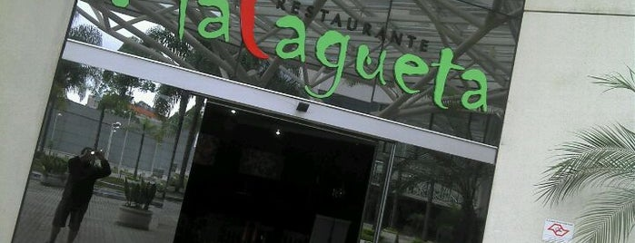 Restaurante Malagueta is one of Restaurantes.