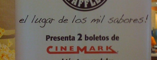 Cinemex is one of Promociones.