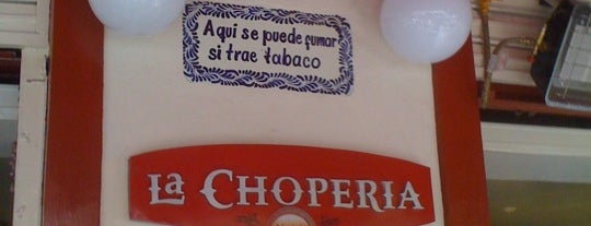 La Chopería is one of Mal servicio a clientes.