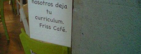Friss Juice Cafe is one of Ofertas Callejeras Restauración Barcelona.