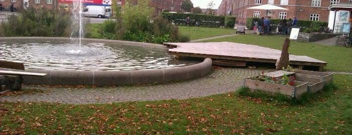 Mozarts Plads is one of 2450 - Sydhavnen! Både nyt og gammelt..