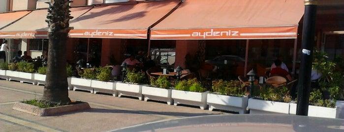 Aydeniz Pastanesi is one of Orte, die Yunus gefallen.