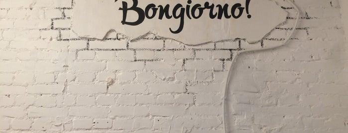 Bongiorno is one of Тамбов.