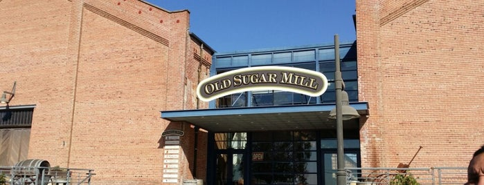 Old Sugar Mill is one of Restaurants.