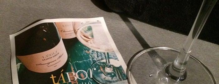táBOR - BORtársaság pop-up borozó is one of Borbár / Wine bar.