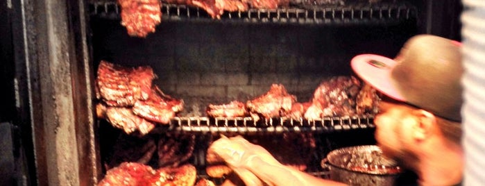 LC's Bar-B-Q is one of Food  Paradise USA.