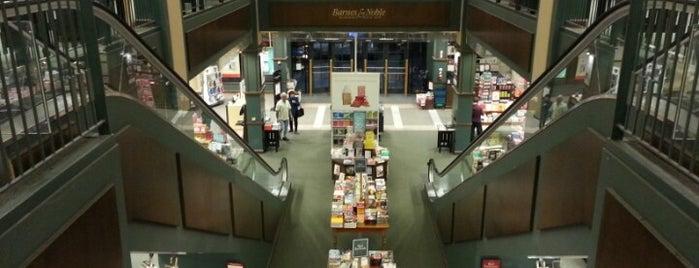 Barnes & Noble is one of สถานที่ที่ Catrina ถูกใจ.