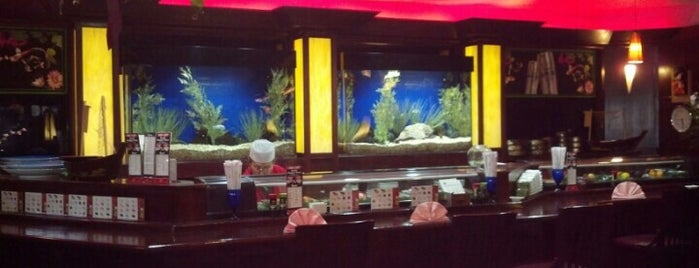 Seoul Garden Restaurant is one of Tempat yang Disukai Amy.