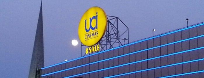 UCI Cinemas is one of tredozio.