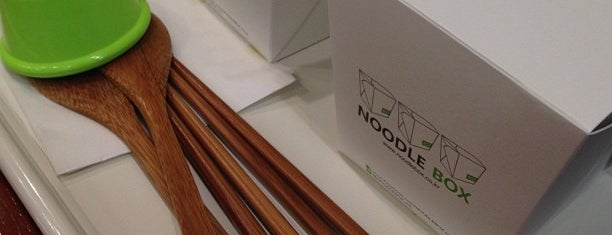 Noodle Box is one of Top picks for Asian Restaurants.
