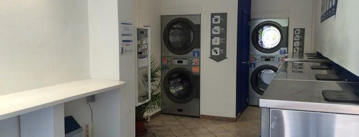 Wash & Web is one of Locais salvos de D.