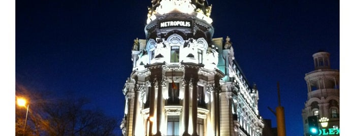 Madrid is one of Cities I've Visited.