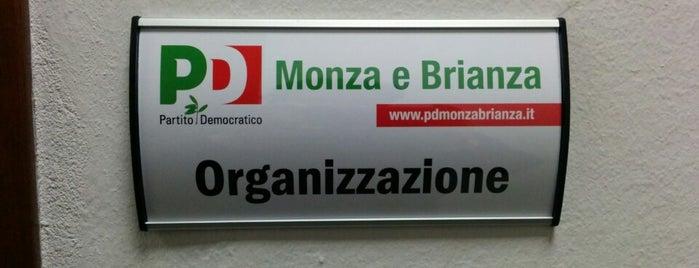 Federazione PD Monza E Brianza is one of Locais curtidos por Francesco.