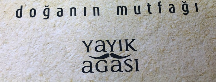 Yayik Agasi is one of İSTANBUL 2.
