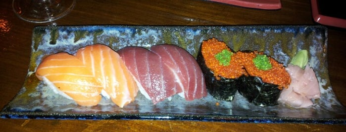 Kynoto Sushi Bar is one of Blog de Barcelona: los mejores sitios!.