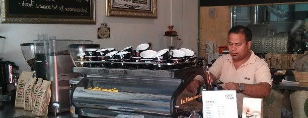 RAW Coffee Company is one of #myhints4Dubai.