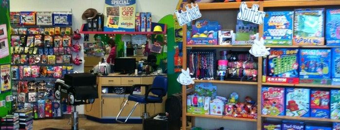 KidSnips is one of สถานที่ที่บันทึกไว้ของ Elyse.