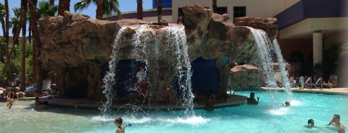Rio Swimming Pool (Voodoo Beach) is one of Las Vegas All Badges.