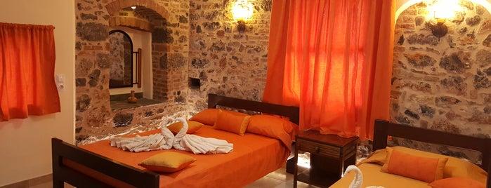 Agroktima is one of สถานที่ที่บันทึกไว้ของ Sevgi.