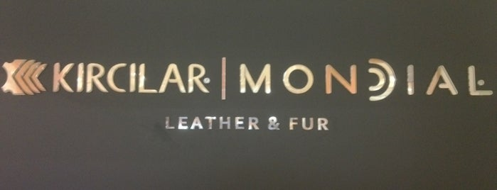 Kırcılar&Mondial Leather & Fur is one of Antalya my to do list.
