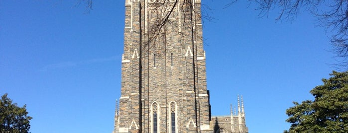 Duke University is one of How to love school ?.