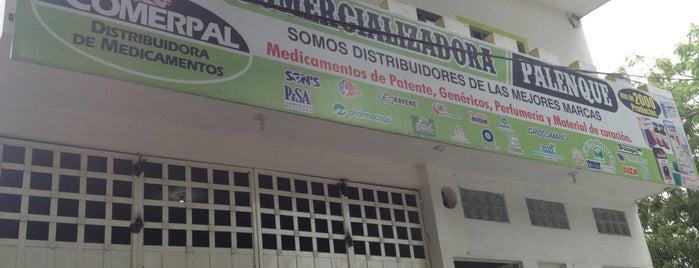 Comercializadora Palenque is one of Clientes.