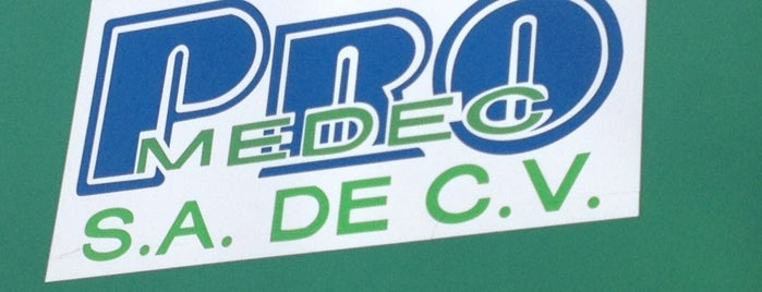 Promedec is one of Clientes.