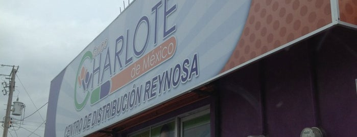 Grupo Charlote is one of Clientes.